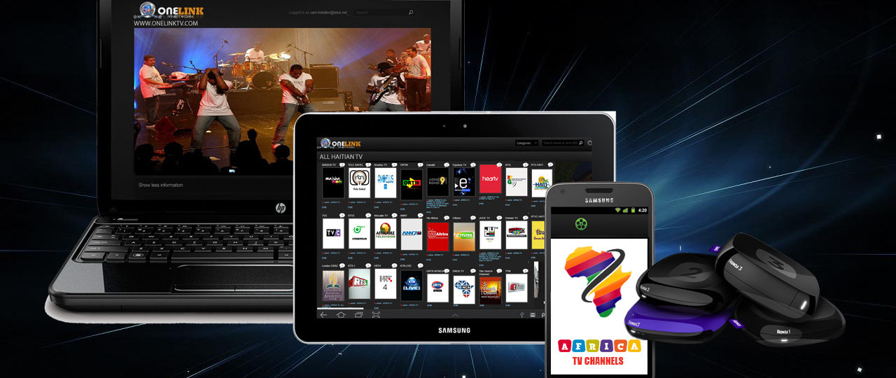 ADD Onelink TV Plus for $180 enjoy Live TV and Movies on demand