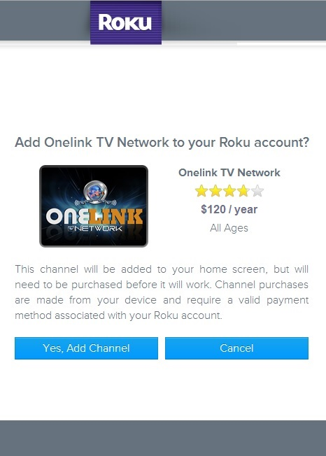onelink add